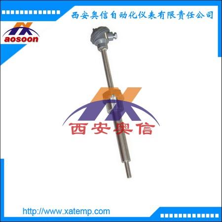 WRNR-12烟道风道热电偶 温度传感器 热电偶温度计