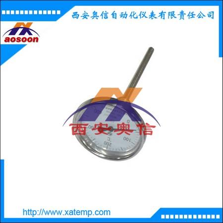 WSS-411双金属温度计 西安流量计
